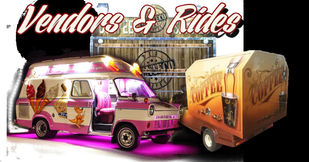 Vendors & Rides